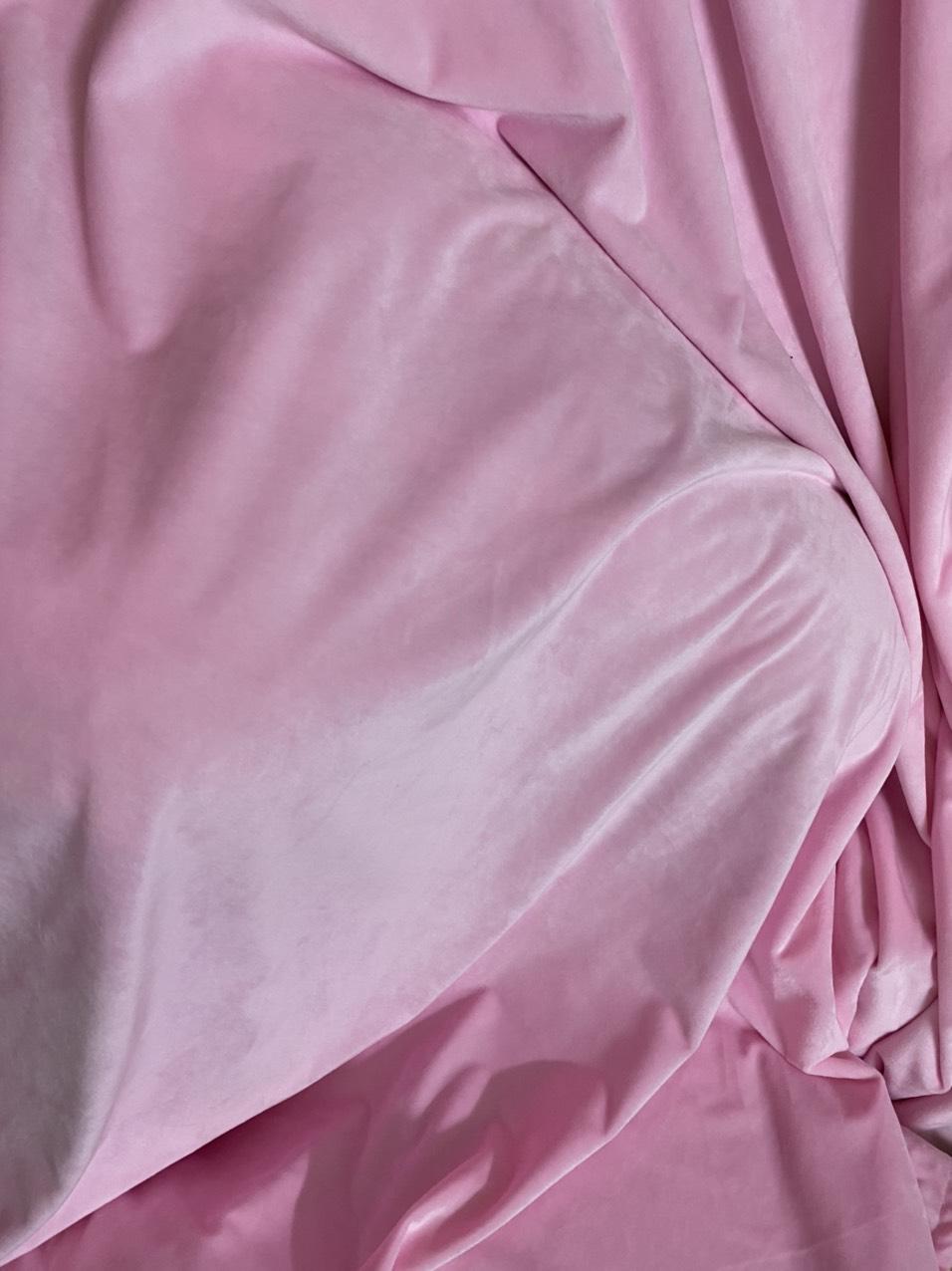 Bộ chăn gối hình Sofia hồng cho bé 3-5 tuổi