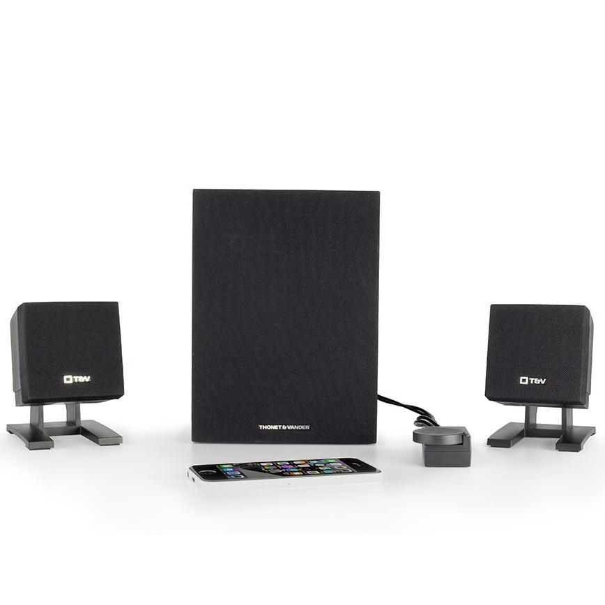 Loa Bluetooth Thonet and Vander Spiel 2.1 Multimedia Speaker - Hàng Chính Hãng