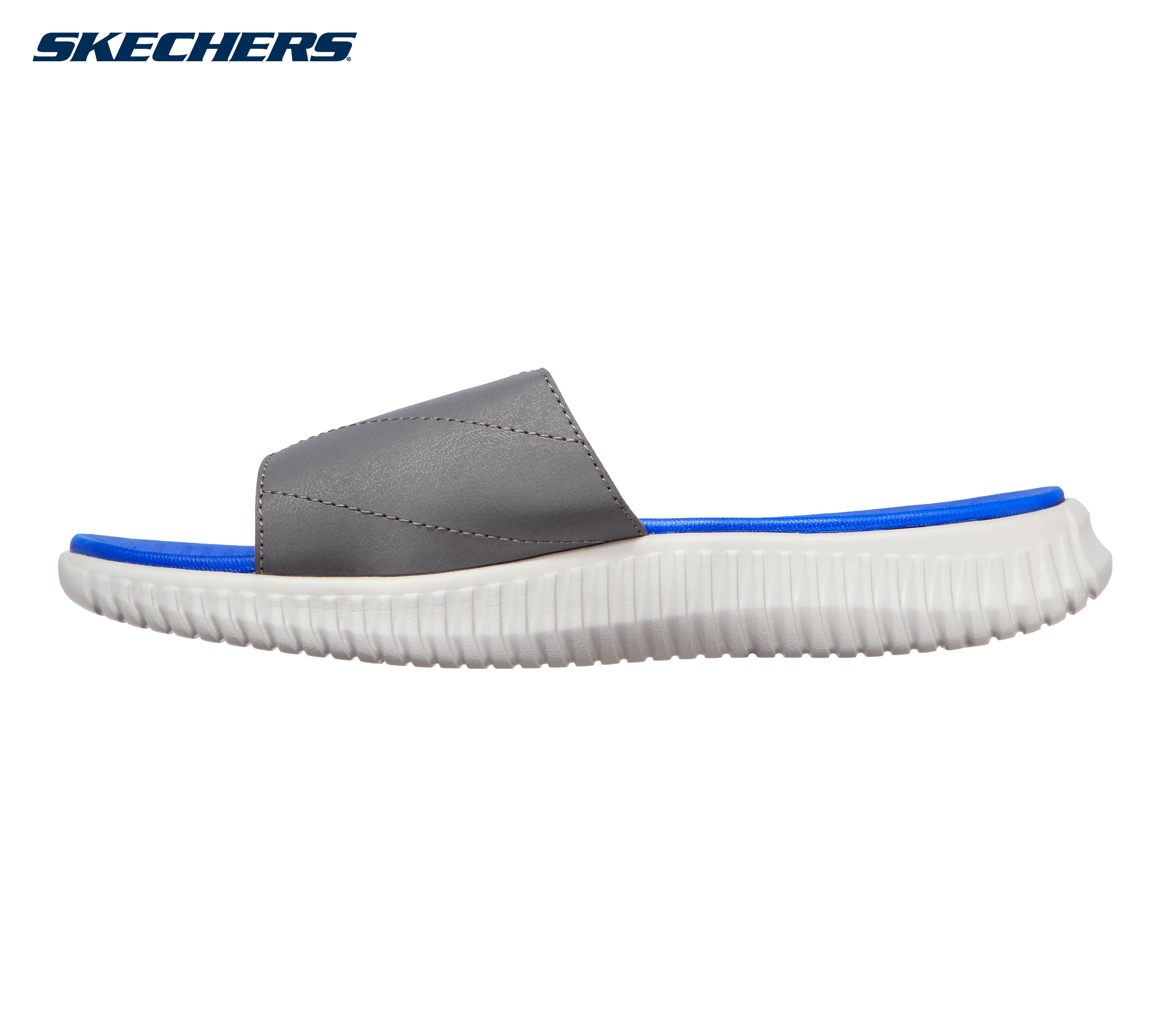 Dép quai ngang Thể Thao Nam Skechers Elite Flex - Trevera - 237070