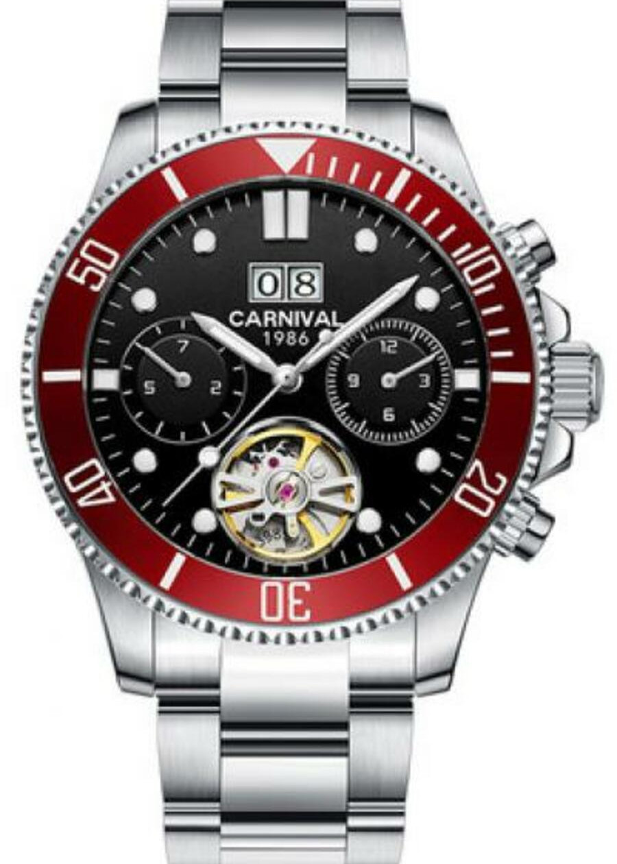 Đồng hồ nam Carnival G88002.142.011