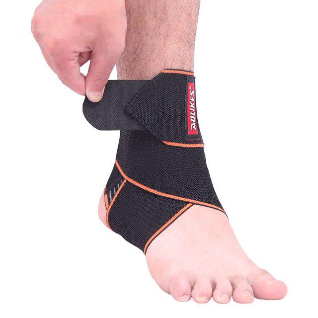 Bộ đôi băng cuốn bảo vệ cổ chân, mắt cá chân Aolikes AL1527