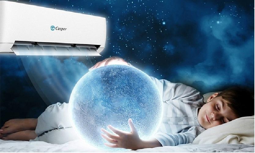 Điều hòa 2 chiều Casper Inverter GH-12TL22 (12.000 BTU - 1.5 HP)  - Hàng chính hãng