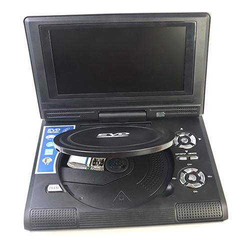 Máy DVD, EVD xách tay đa năng mini Portable 7.8 inch