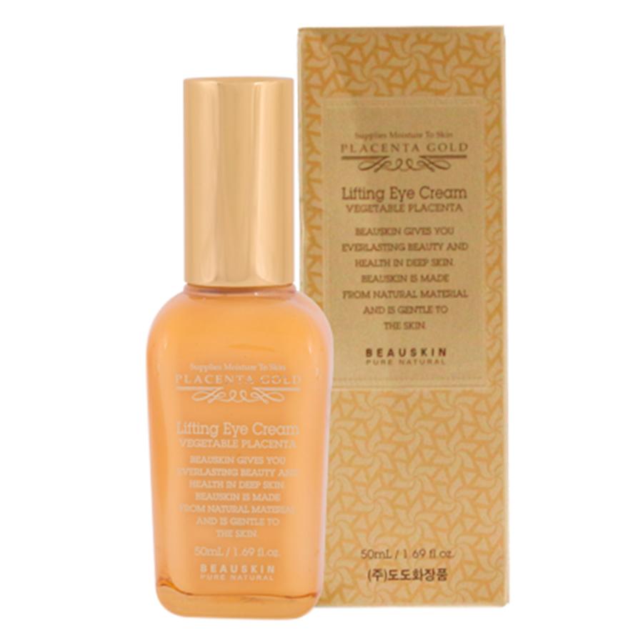 Kem Dưỡng Da Vùng Mắt Beauskin Placenta Gold (145ml)