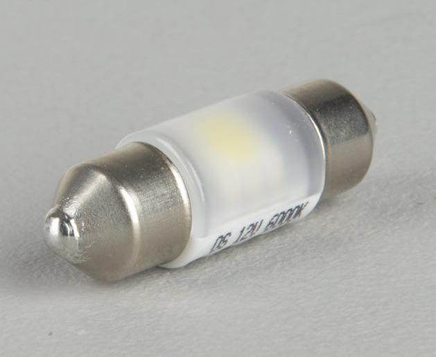 Bóng đèn Led trần ô tô Festoon 6431SW 31mm - Trắng