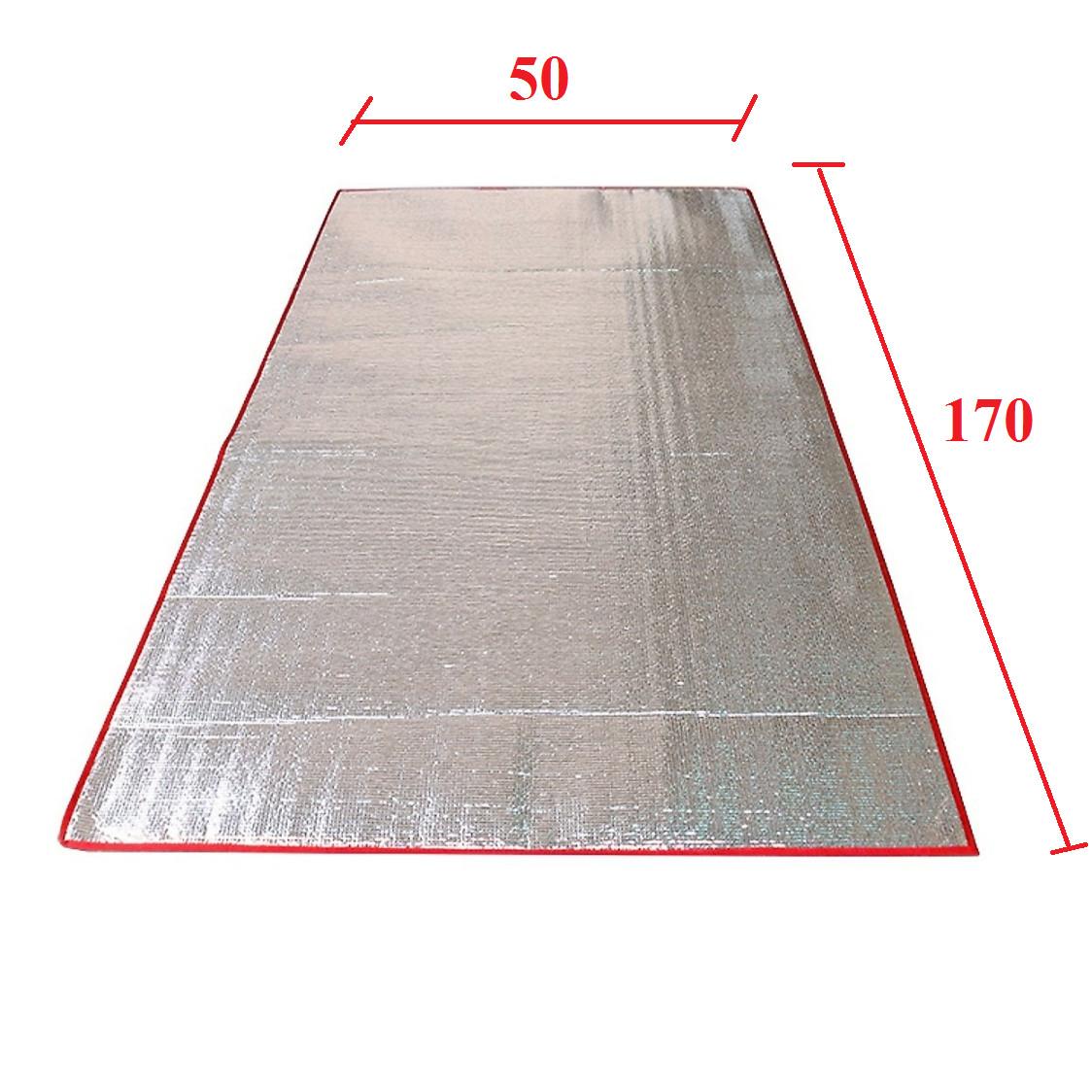 Chiếu CNVPHNOP1 50 X 170 CM   Chiếu Viền Đỏ Dày 3.5mm   Viền Đỏ
