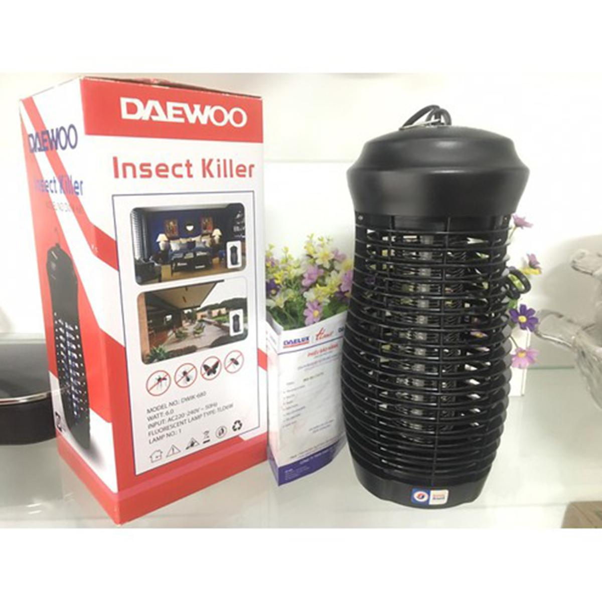 Đèn Diệt Côn Trùng Daewoo DWIK-680