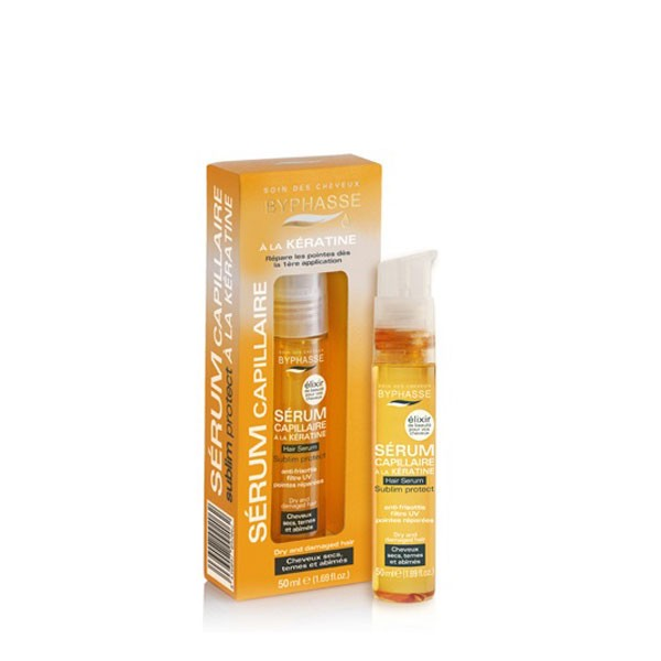 Gel bảo vệ tóc khô và hư tổn  50ml hiệu Byphasse