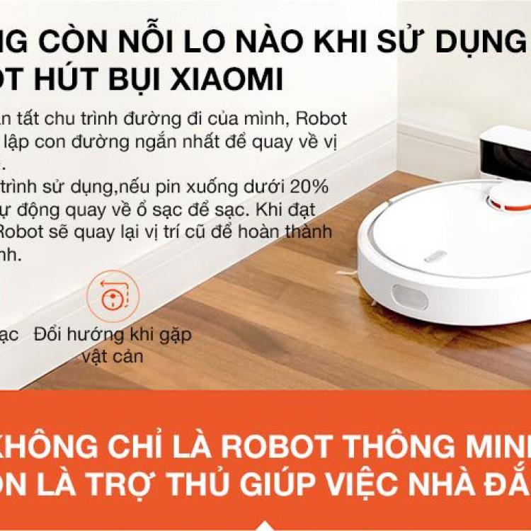 Robot hút bụi thông minh Gen 1