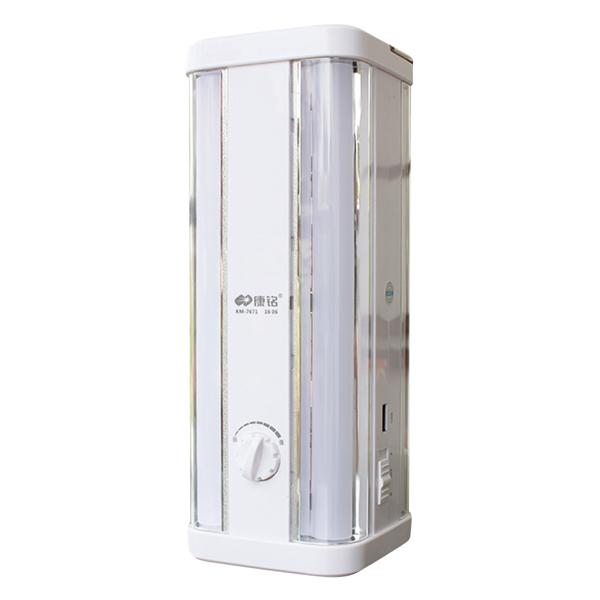Đèn LED Tích Điện Thông Minh KM-7671