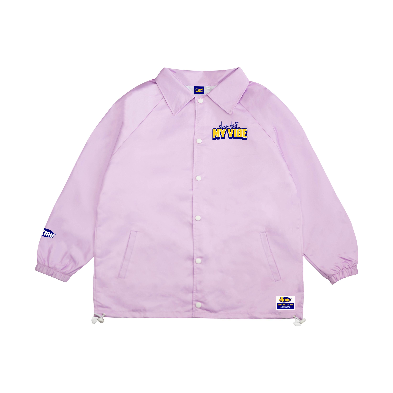 DKMV Jacket Baseball-Violet