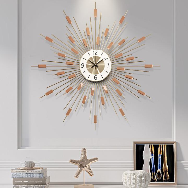 Đồng hồ trang trí treo tường cao cấp