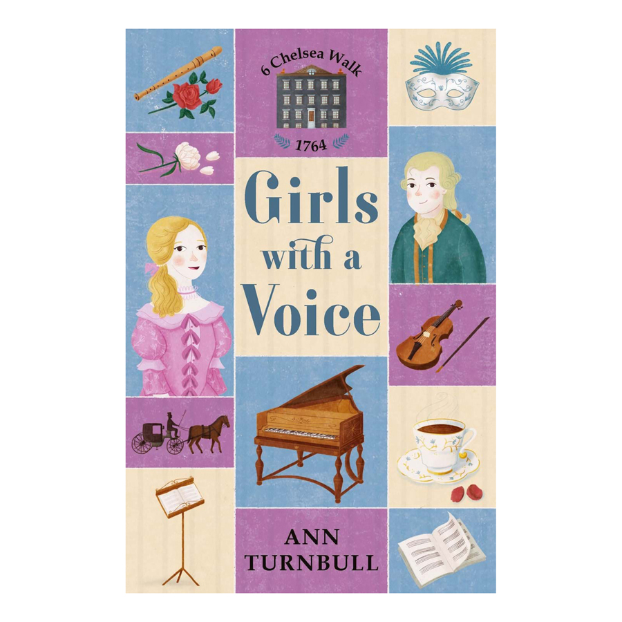 Usborne Girls With a Voice