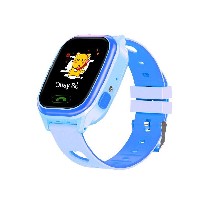 Đồng hồ thông minh trẻ em ANNCOE Y85S Pro nghe gọi nhăn tin định vị từ xa chống nước IP67 - Hàng Chính Hãng