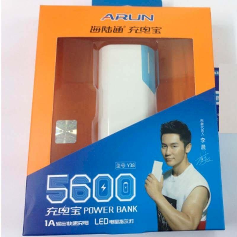 Pin sạc dự phòng Arun 5600mAh - Hàng nhập khẩu