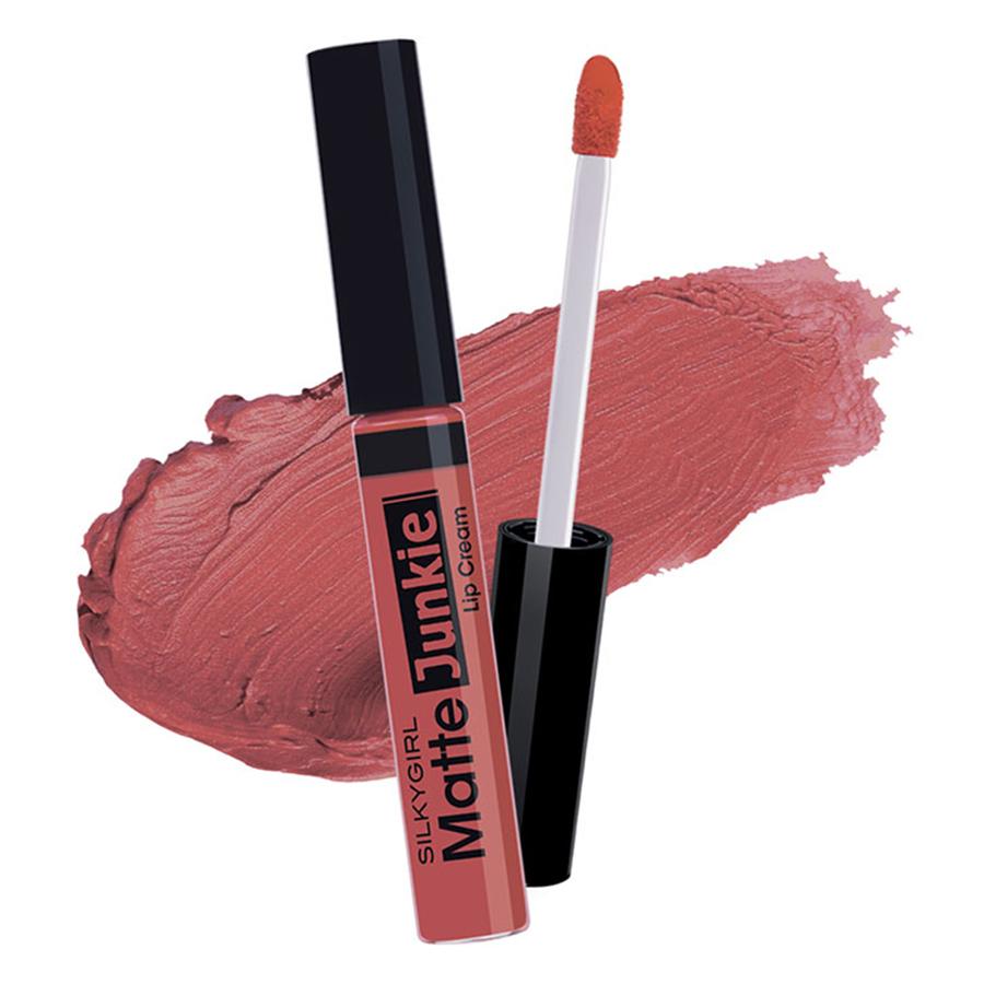Son Kem Silkygirl Matte Junkie Lip Cream GL0023 (5.8ml)