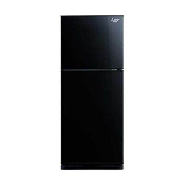 Tủ lạnh Mitsubishi 217 Lít 2 cửa Inverter MR-FC25EP-OB-V - Hàng chính hãng- Chỉ giao tại Hà Nội
