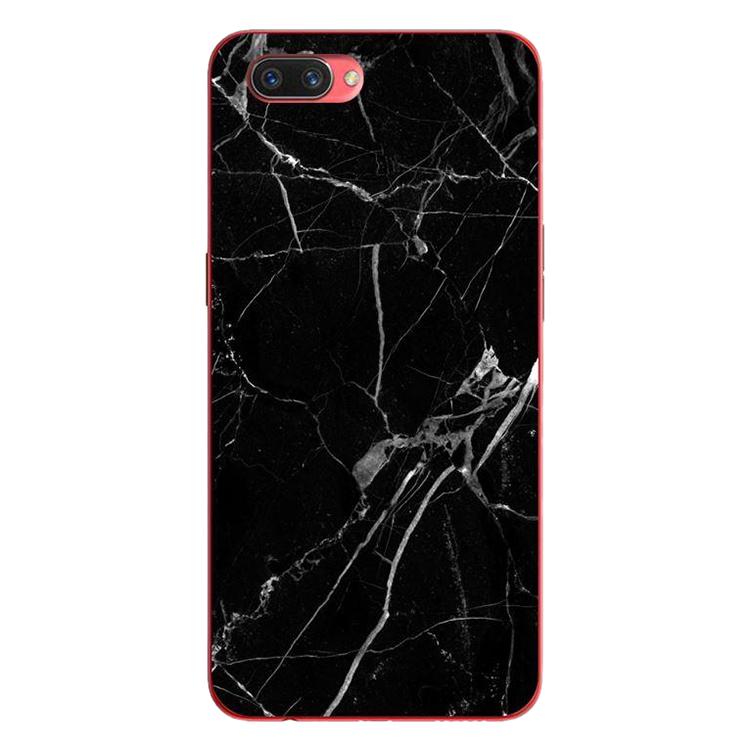 Ốp lưng dành cho điện thoại Oppo A3S/A5/realme C1 - Stone Black