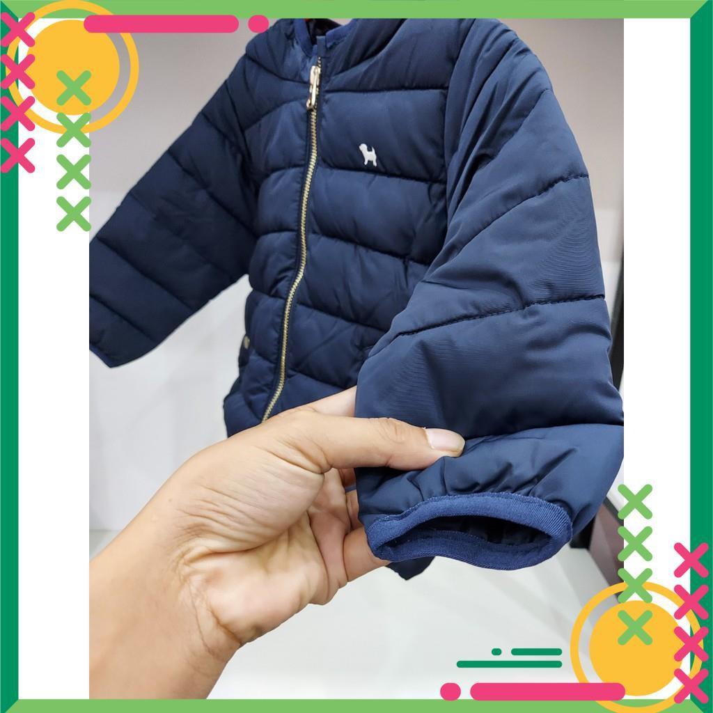 Thu đông 2020: Áo phao Bé trai Baby size 9/12 - 3/4. dành cho bạn từ 10kg đến 17kg