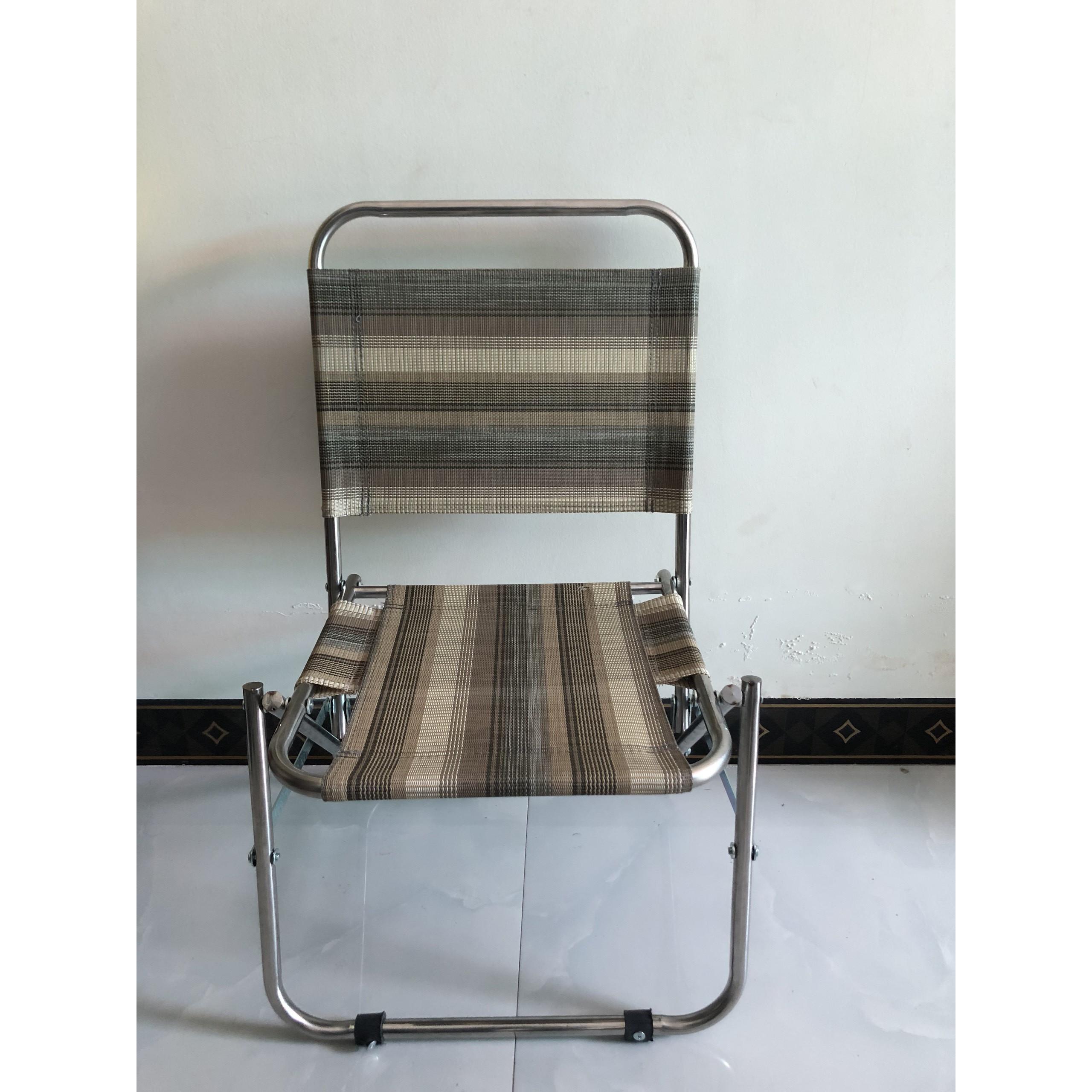Ghế cafe, ghế câu cá thư giãn xếp gọn nhẹ VIMOS -86