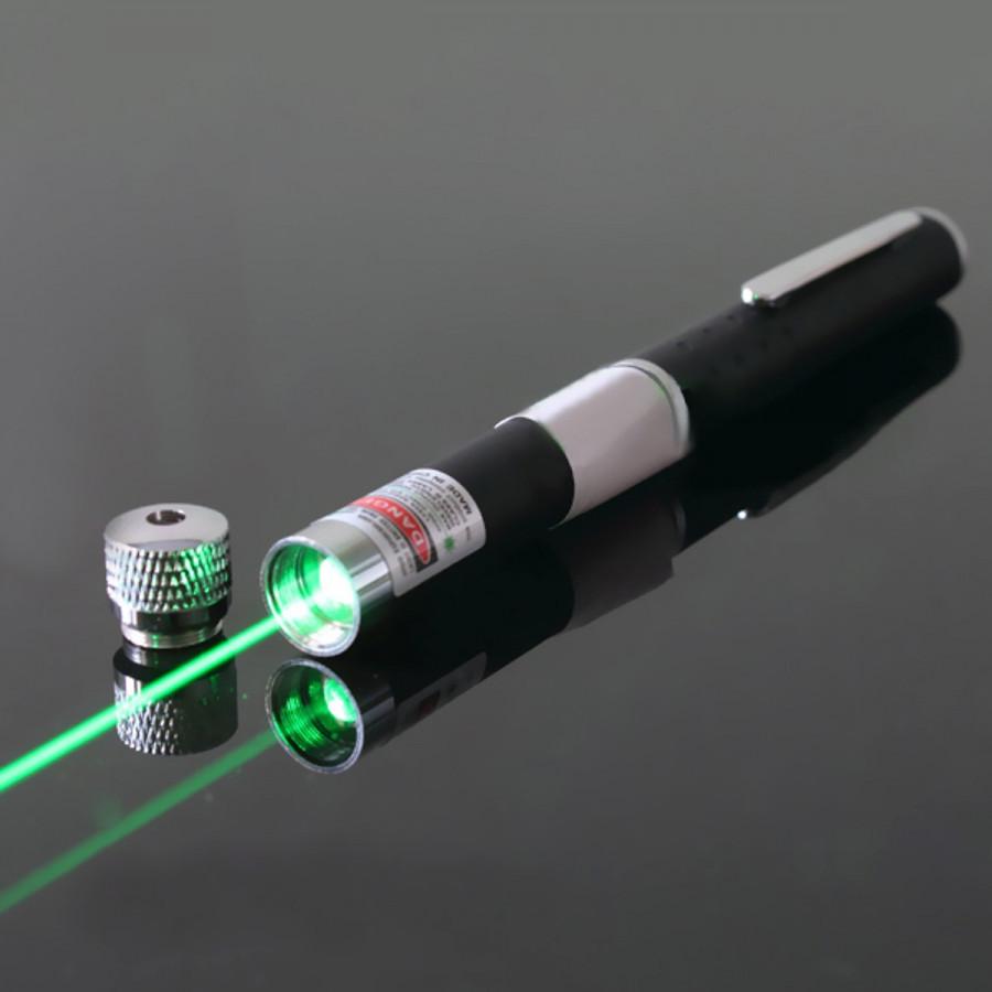 Đèn laser hình cây bút trình chiếu, thuyết trình nhỏ gọn