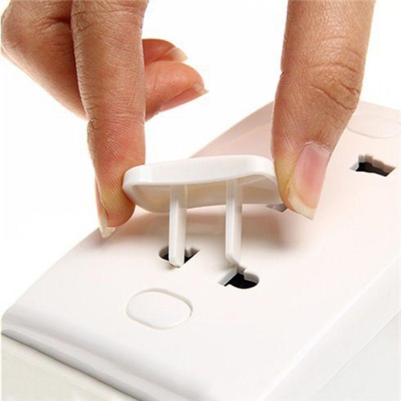 Set 10 chiếc nút bịt ổ điện an toàn cho bé