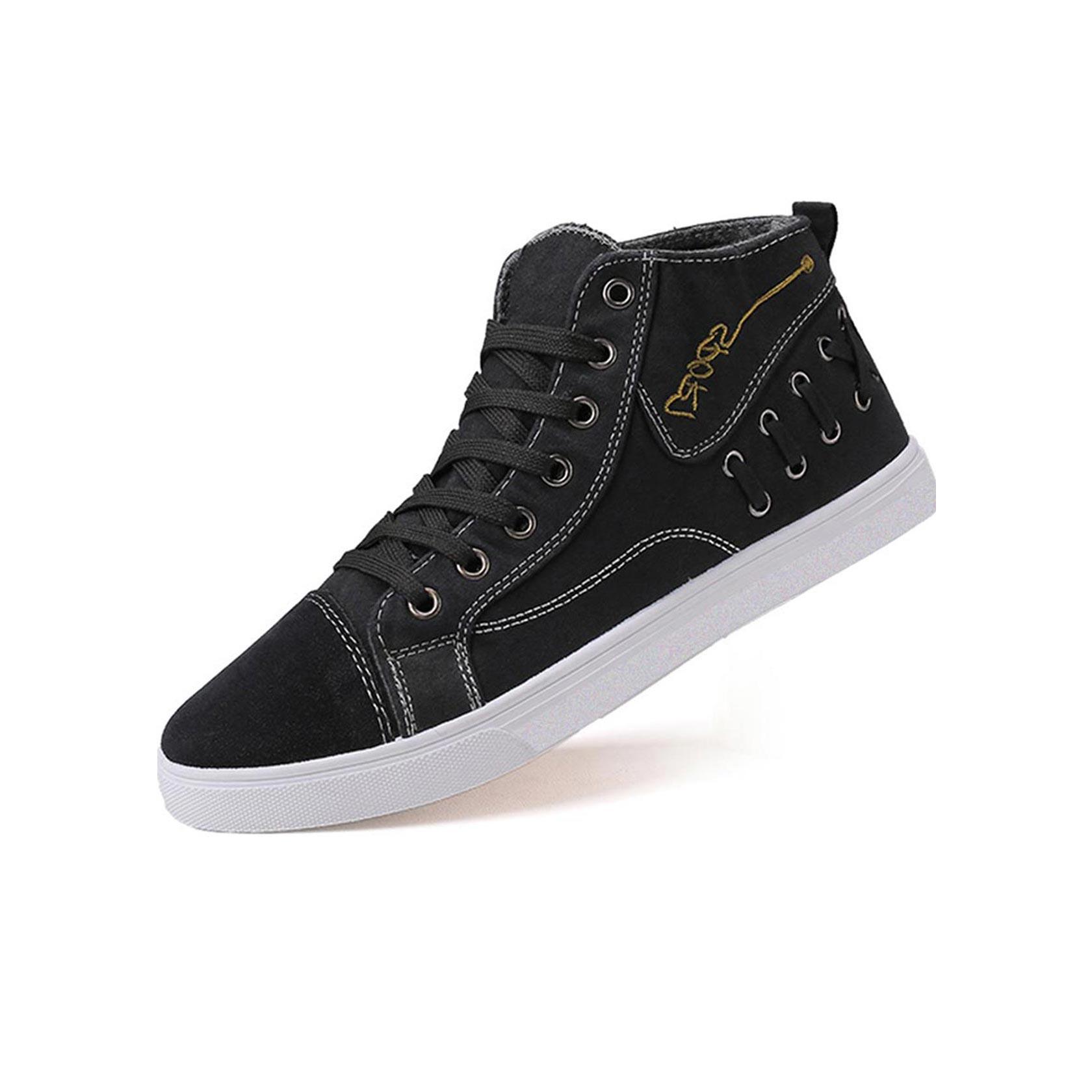 Giày thể thao nam cổ cao thời trang PETTINO - KS02