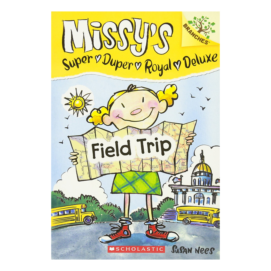 Missy'S Super Duper Royal Deluxe Book 4: Field Trip