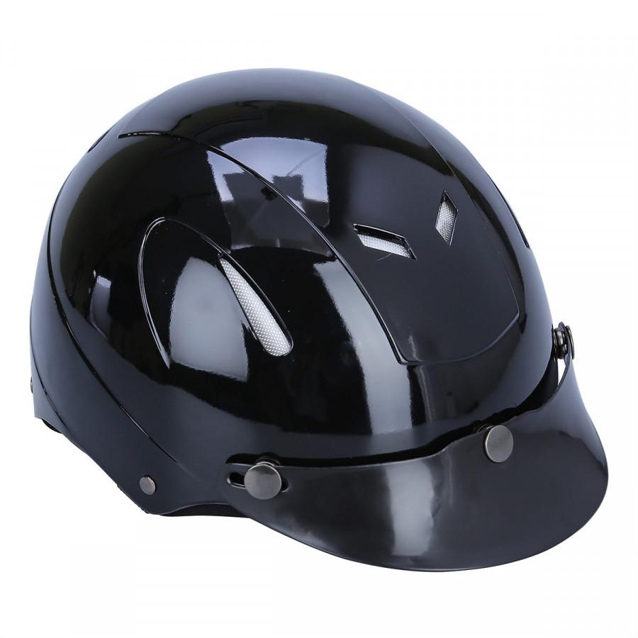 Mũ bảo hiểm 1/2 đầu Protec Disco không kính Size L (DLW)