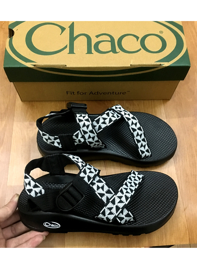 Giày Sandal Chaco Nam Mã D91 Ảnh Thật