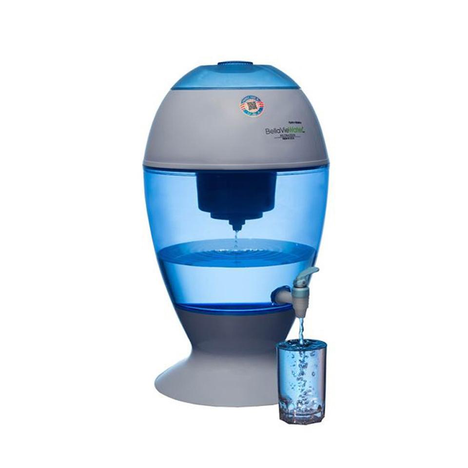 Máy Lọc Nước Ion Kiềm Hydrogen BellaVie Water 20L kèm lõi  - Hàng chính hãng