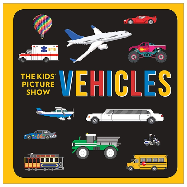 Kids' Picture Show: Vehicles