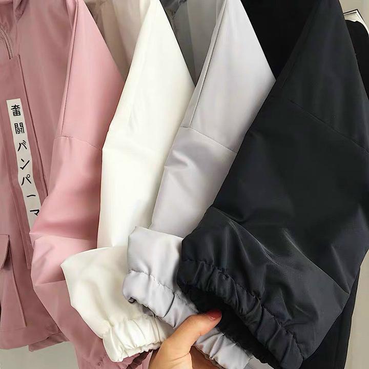 Áo khoác Kaki xinh xắn