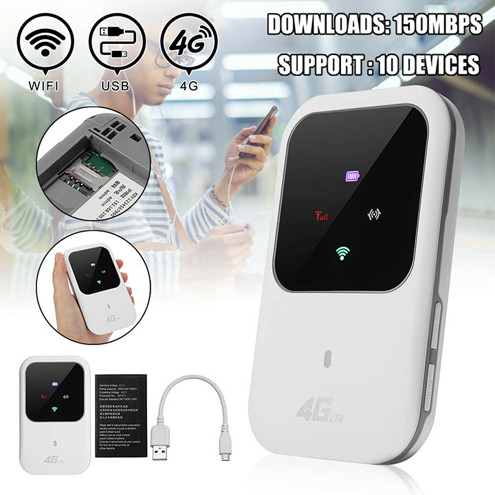 Bộ phát wifi 3G 4G M80