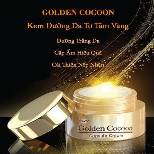 Combo Dưỡng Trắng Chống Lão Hoá Và Chống Nắng Golden CoCoon