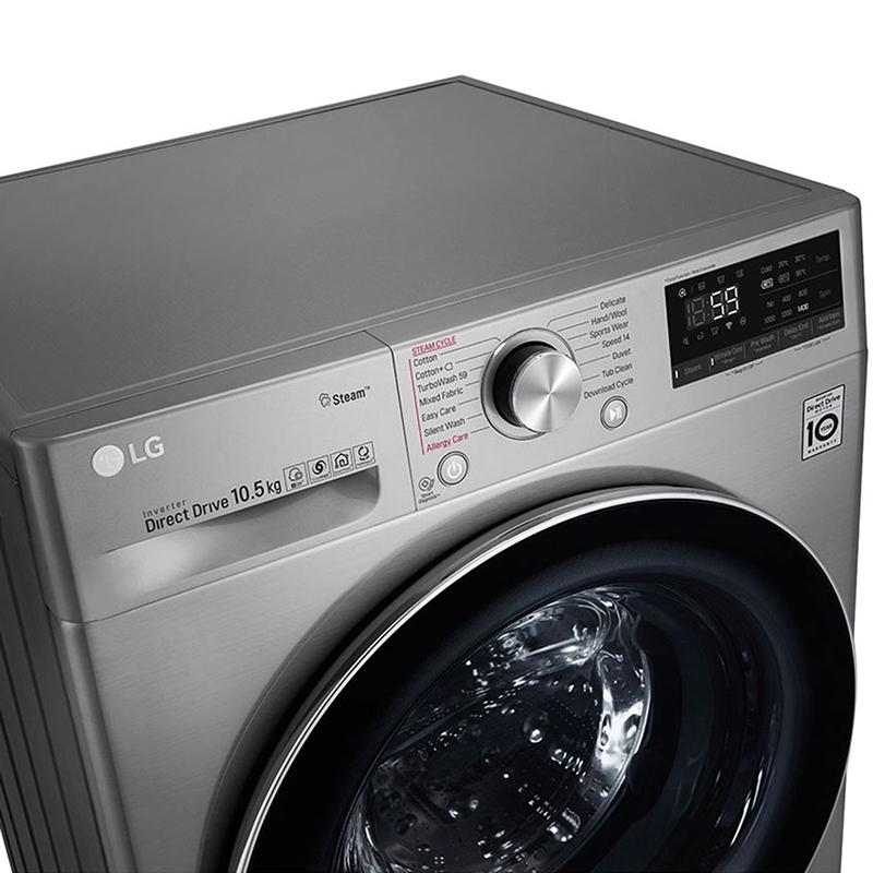 Máy giặt LG Inverter 10.5 kg FV1450S3V - Chỉ giao Hà Nội