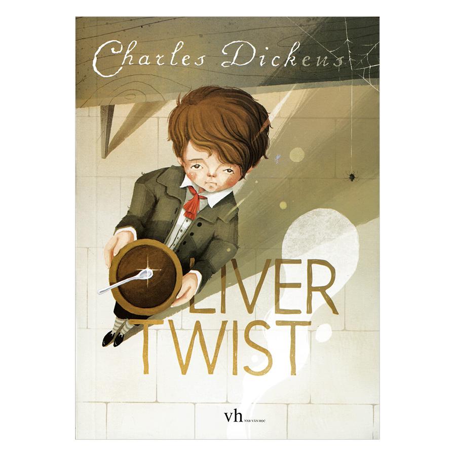 Combo Những Tấm Lòng Cao Cả - Oliver Twist - Pinocchio Cậu Bé Người Gỗ (Tái Bản)