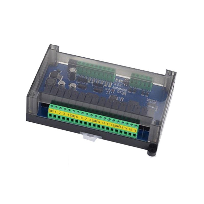 Công Tắc Điều Khiển Bật Tắt IO 16 Cổng Modbus RS485 BMS16 (Hỗ Trợ Homeassistant)