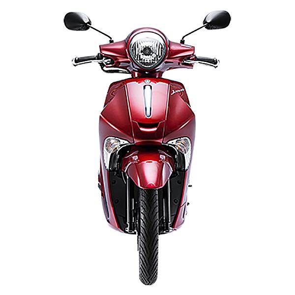 Xe Máy Yamaha Janus Premium - Đỏ