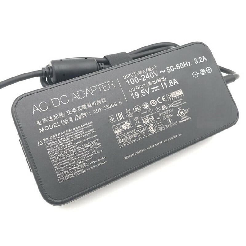 Sạc dành cho Laptop Asus ROG Strix III G731GW-KH71 G731GW-XB74 GL504 - 230W 6.0*3.7