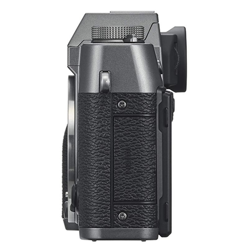 Máy Ảnh FUJIFILM X-T30 + Ống kính kit XF 18-55 (Charcoal / Xám chì) - Chính Hãng