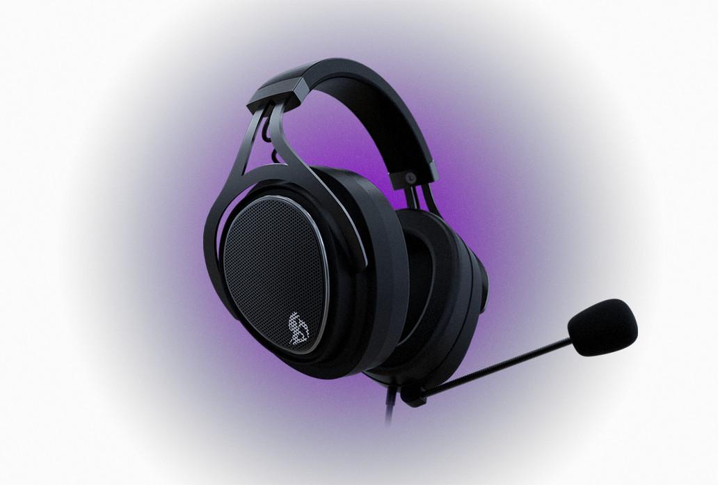 Tai nghe Wicked Bunny Proximity HDSS Gaming - Hàng Chính Hãng