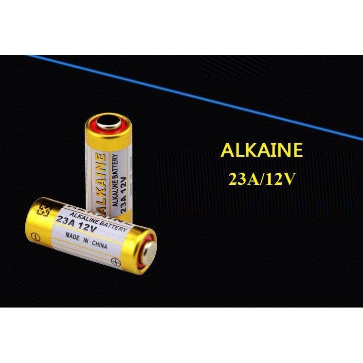 Combo 10 viên pin ANKALINE cao cấp 12V/23A không chảy nước
