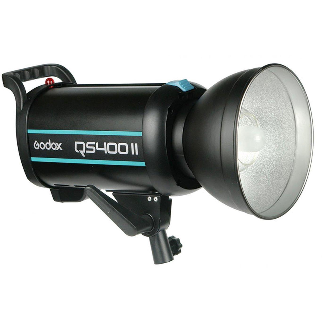 ĐÈN FLASH GODOX QS400 II - HÀNG CHÍNH HÃNG
