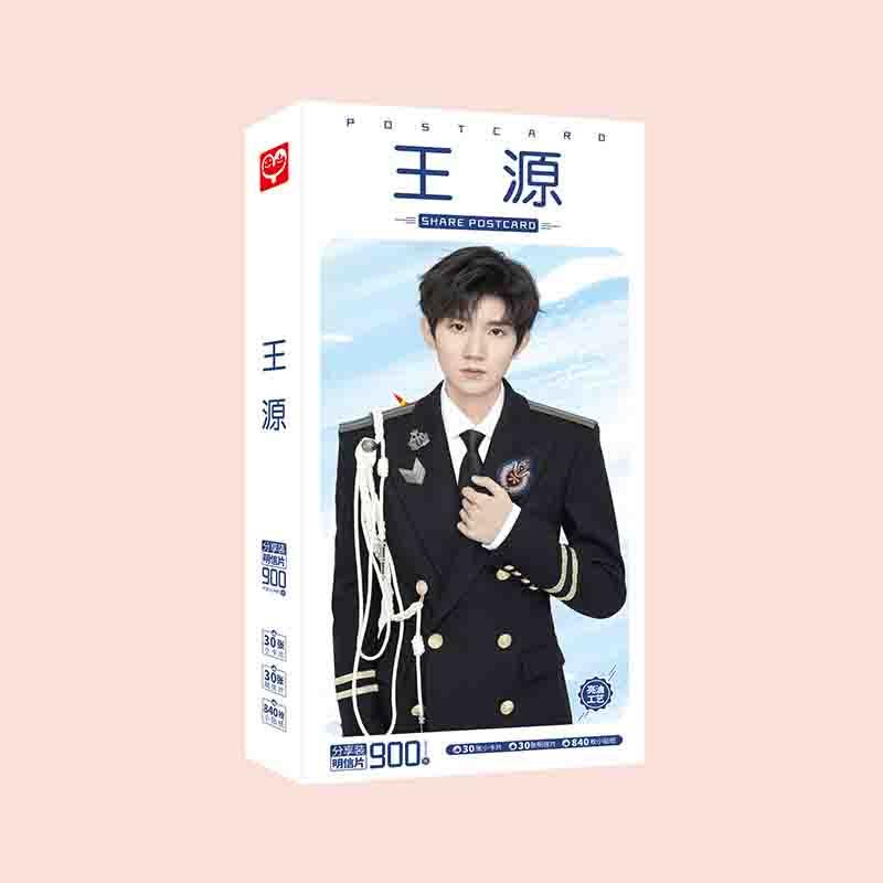 Postcard Vương Nguyên TFBOYS mới
