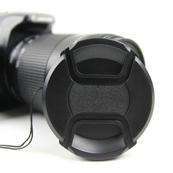 Lens cap 46mm nắp đậy bảo vệ ống kính máy ảnh phi 46mm