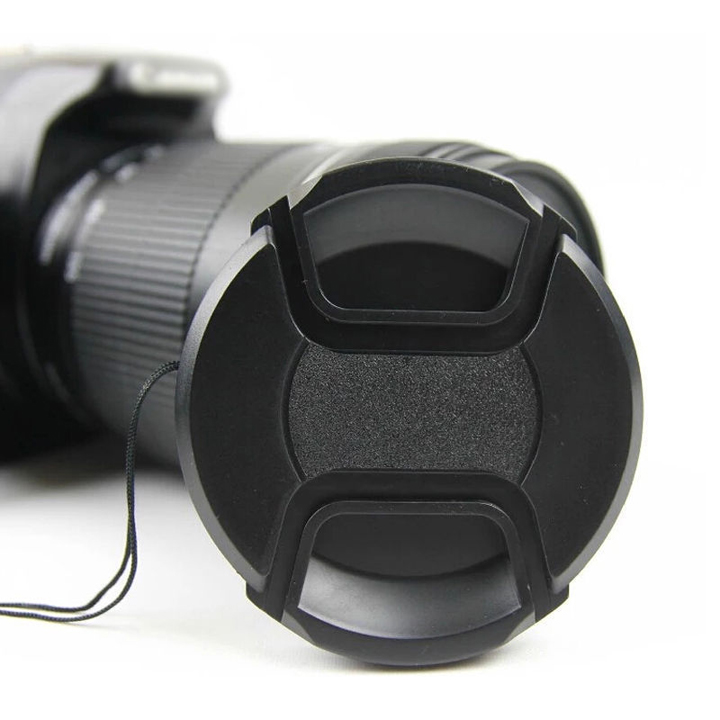 Lens cap 67mm nắp đậy bảo vệ ống kính máy ảnh phi 67mm