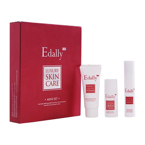 Set Dưỡng Cao Cấp Edally Ex Luxury Skin Care Mini Set (Bộ 3 Chai)