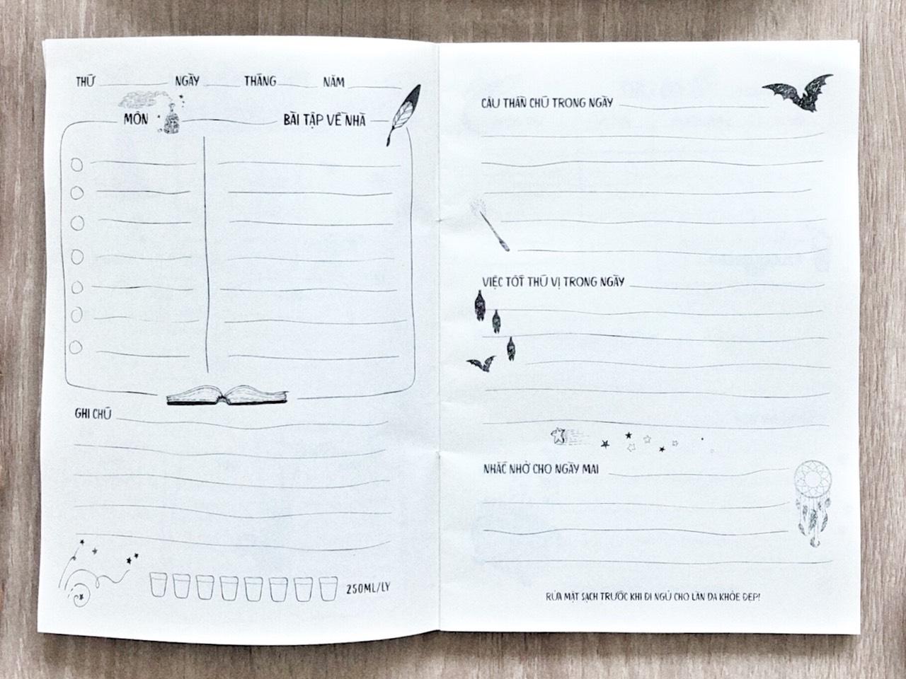 Magic Notebook