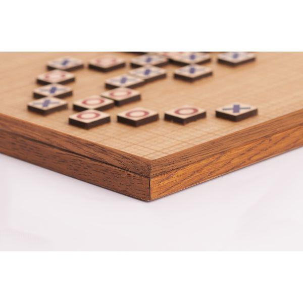 Bộ Cờ Caro Gỗ Vuông // Wooden Five In A Row